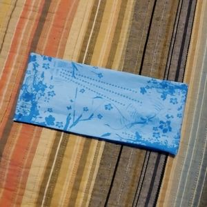 Blue Print Buff Headband